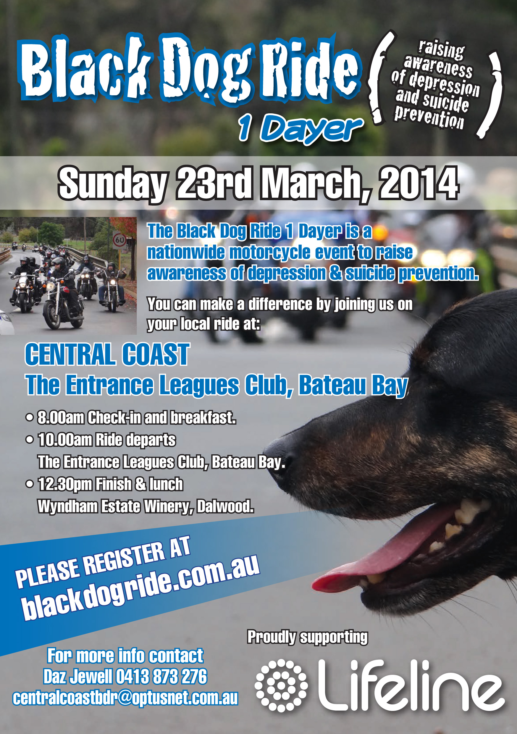 Black Dog 2014 Black-dog-ride-2014-1-dayer-central-coast-flyer